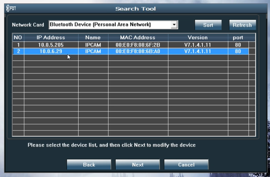 FDT WiFi Camera Desktop Access Setup Guide – FDT