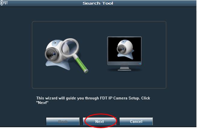 Set up your FDT Camera On Blue Iris: FD7901, FD7902, FD7903 – FDT
