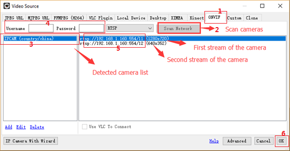 How to connect FDT IP Camera to iSpy – FDT